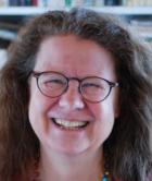 Porträtt Karin Lövgren.