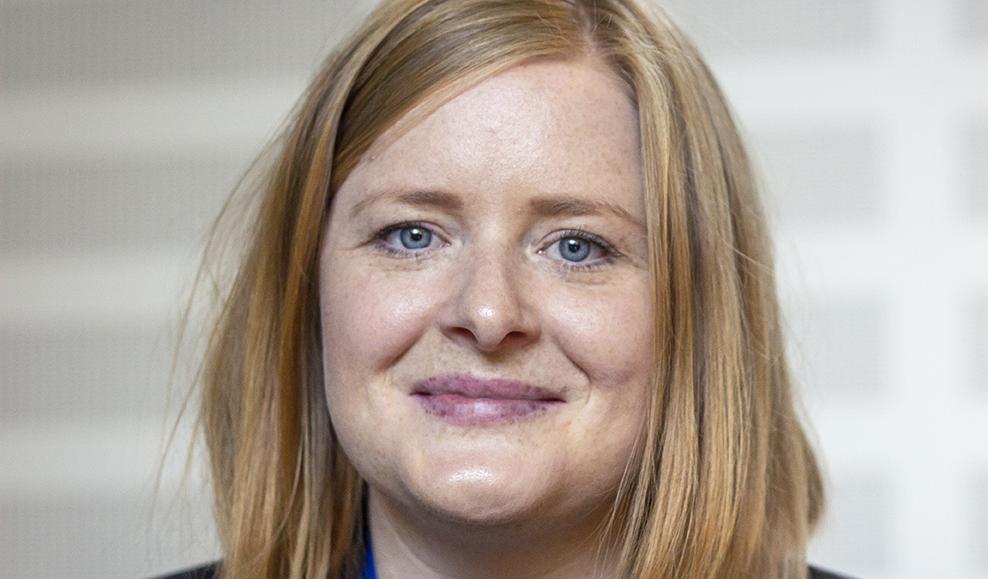 Isabelle Hansson. Foto: Mai Engström