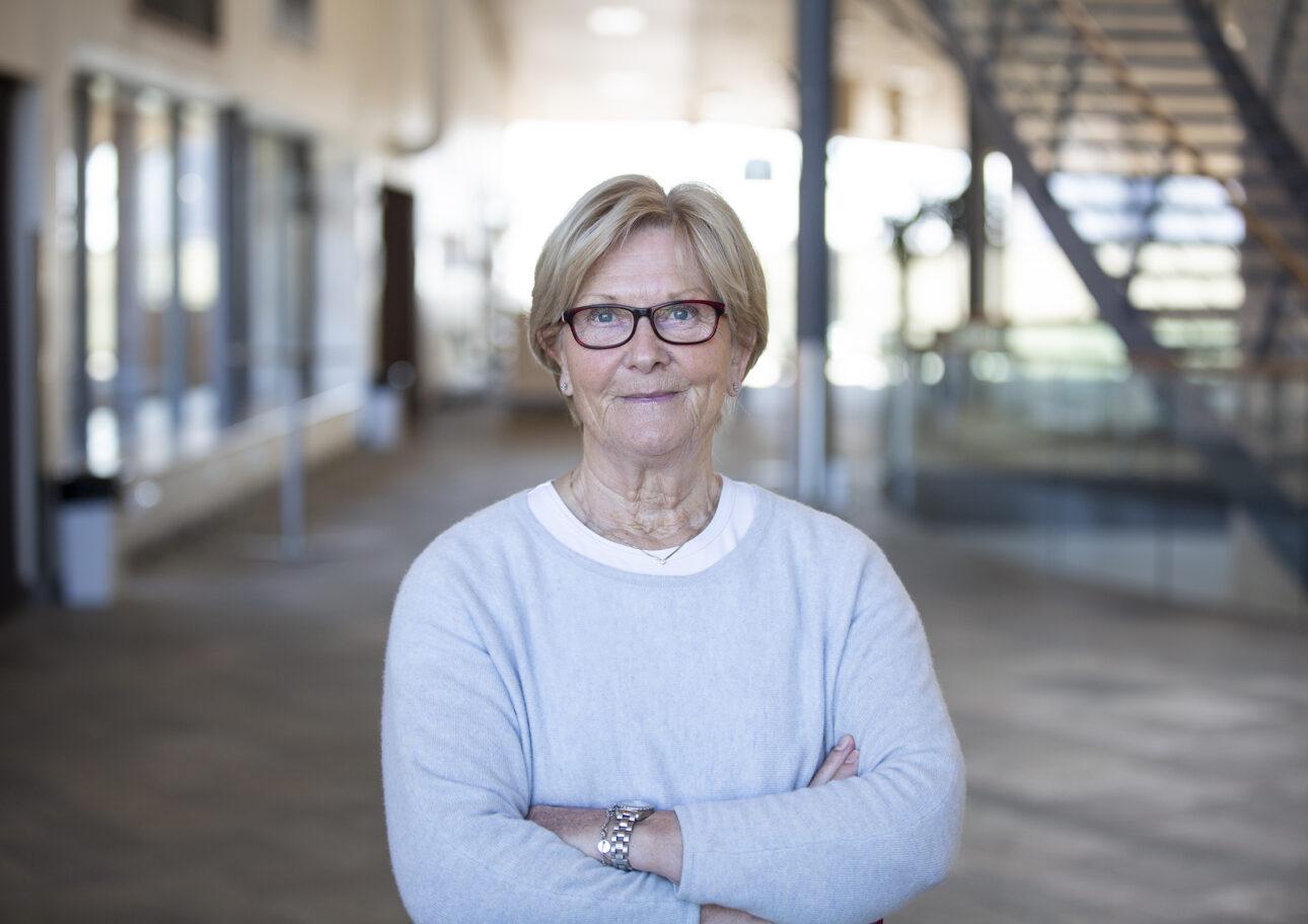 Lena Ede porträtt.