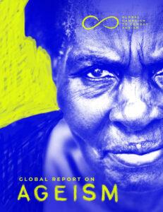 Omslag till rapporten Global report on ageism