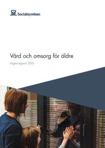 Framsida till Socialstyrelsens rapport