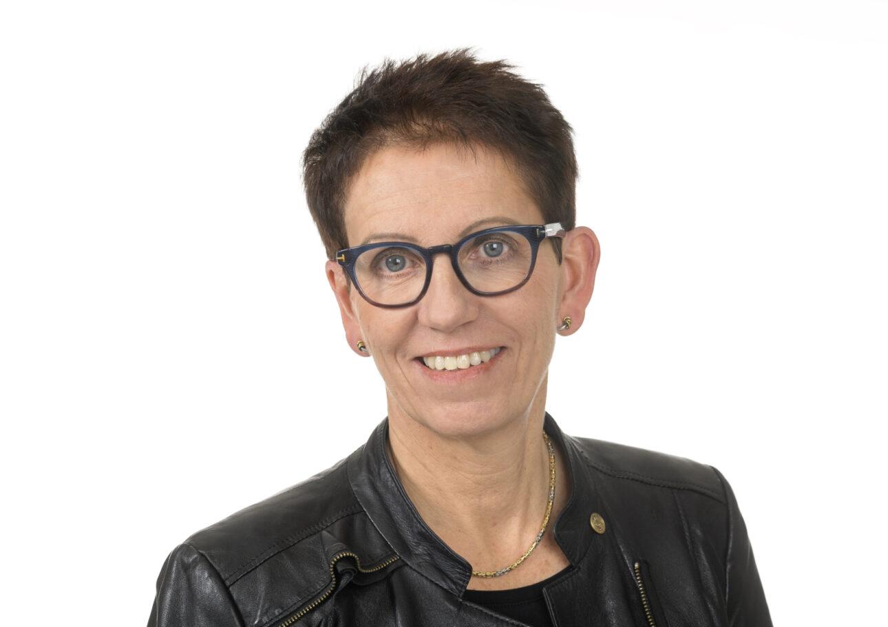 Susanne Iwarsson vid Lunds universitet